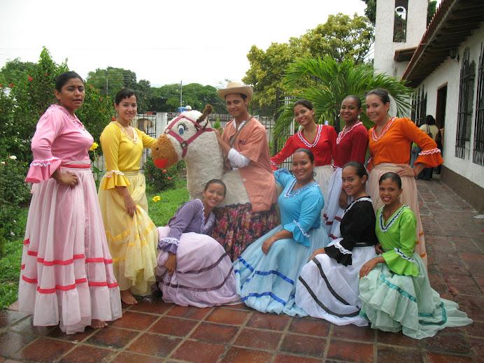 17 Años Danzas Caguacao.