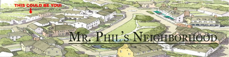 Mr Phil's Neighborhood