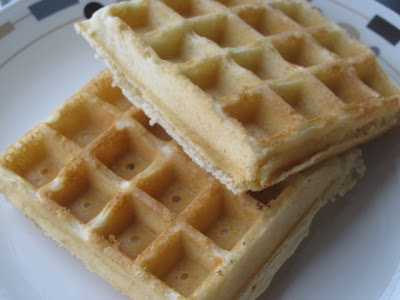 Anissa's Kitchen: Waffles of Insane Greatness
