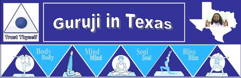 Guruji In Texas