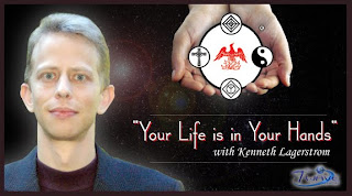 VoiceAmerica & Kenneth Lagerstrom presenteren een nieuwe radio show: 'Your life is in your hands!' (Engelstalig)