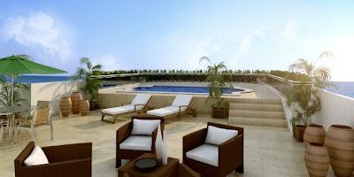 Terra mar im veis oportunidade empreendimento jangadas do mucuripe beira mar da orla de - Agora piscina latina ...