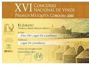 Premios Mezquita Córdoba