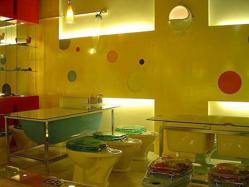 Toilet Bowl Restaurant