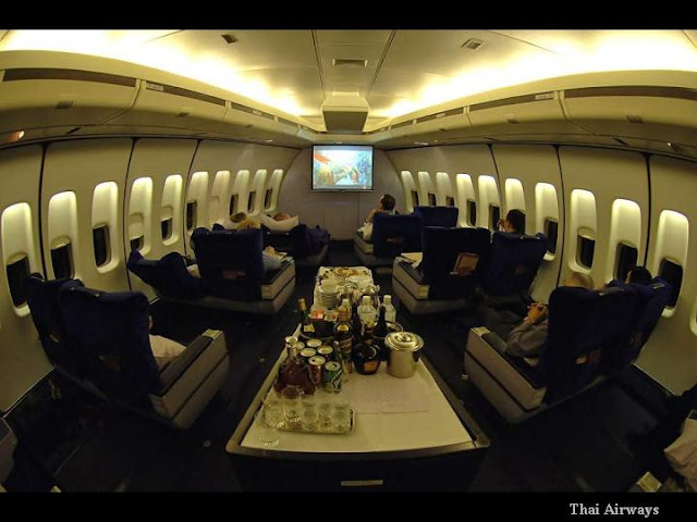 Thai Airways : www.xtreme-collections.blogspot.com
