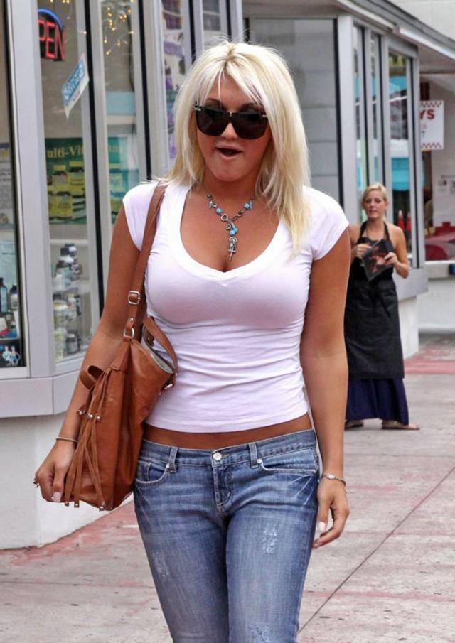 Brooke Hogan Jeans