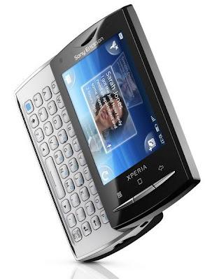 sony ericsson xperia x10 mini black. Sony Ericsson Xperia X10 mini