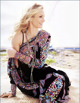 Cameron Diaz In Instyle