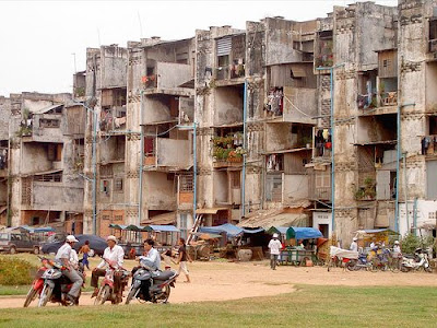 Bassac Apartments, Cambodia