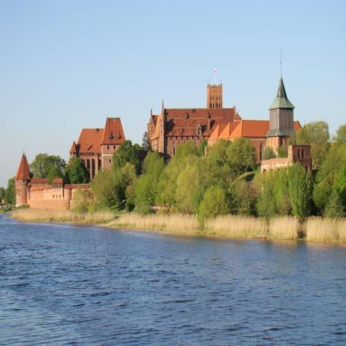 Malbork Castle: World's Largest Brick Gothic Castle