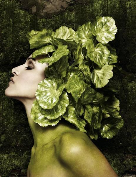 Neha Dhupia for Go Green calendar Photoshoot