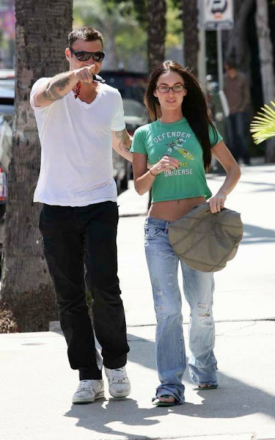 Megan Fox Hairstyles 59
