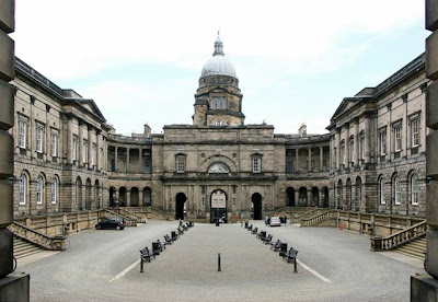 05+University of Edinburgh 21 Top 25 Universities Of The World