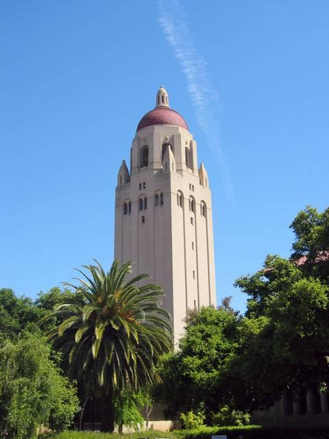 10+Stanford University Hoover Tower 16 Top 25 Universities Of The World
