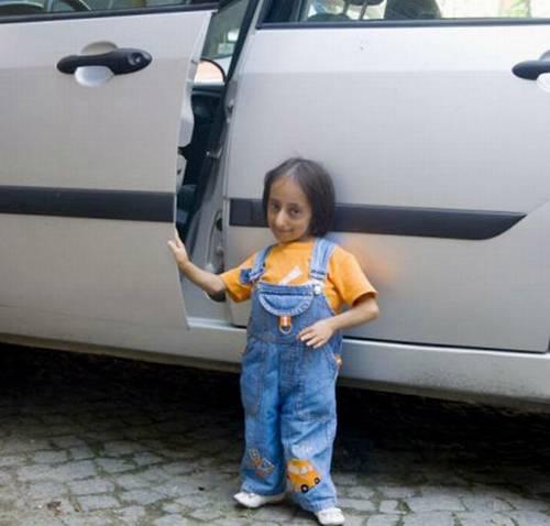 World's Shortest Woman