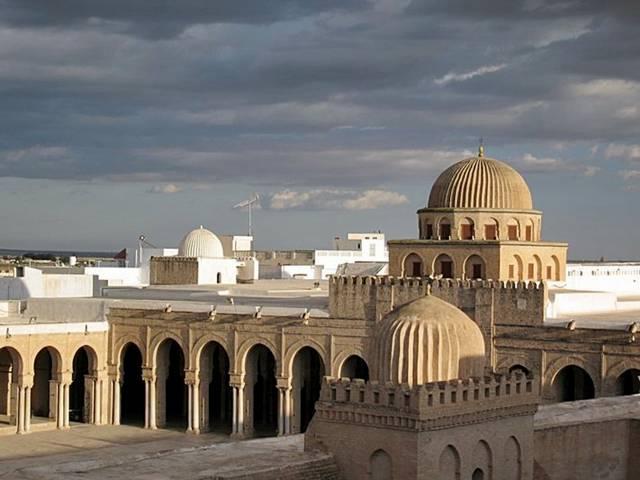 اقدم المساجد فى العالم Oldest_Mosques_007