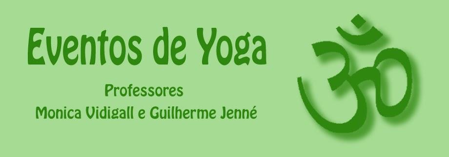 Eventos de Yoga