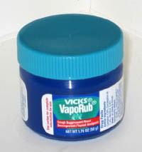 vick vaporub