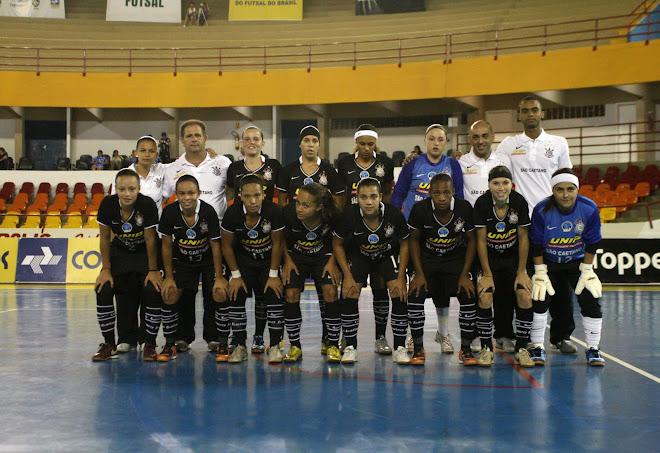 Futsal Feminino São Caetano / Corinthians /UNIP
