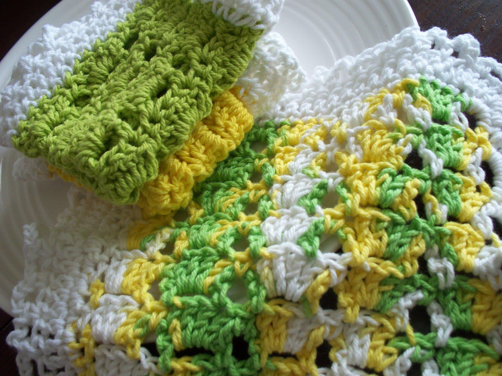 Flower Patch Crochet