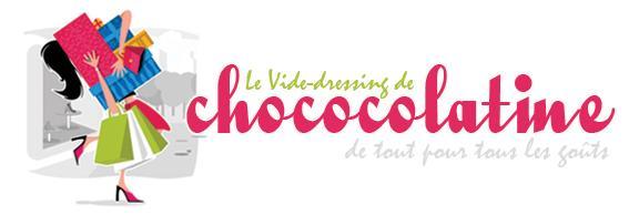 Le vide dressing de chococolatine