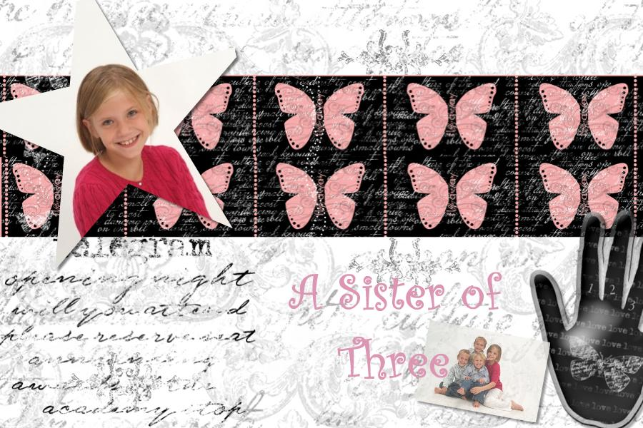 Sister of Three