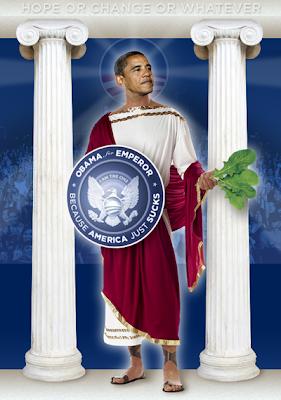 Obama for Emperor