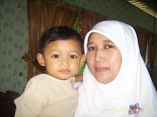 Mama Dan Adik Muaz