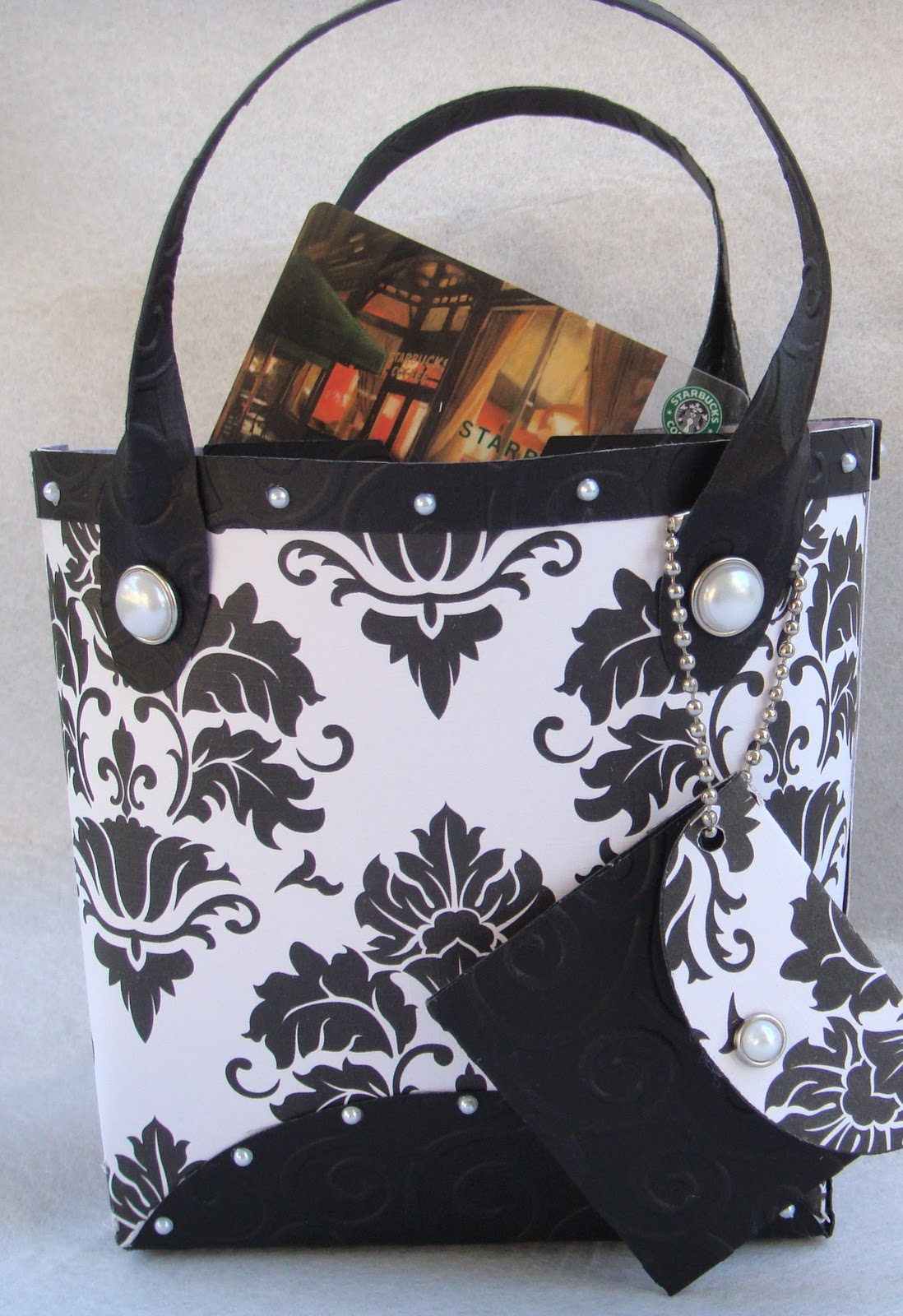 Cards & Crafts & More, Oh My!: New Card and Mini Purse for my ...