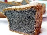 Chiffon Cake Ketan Hitam