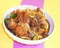 Resep Ayam Kecap Jeruk Limau