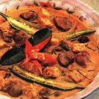 Opor Tempe Jeroan Ayam - http://resep-masakan-sehat.blogspot.com/