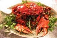 Kepiting Saus Cabe Merah
