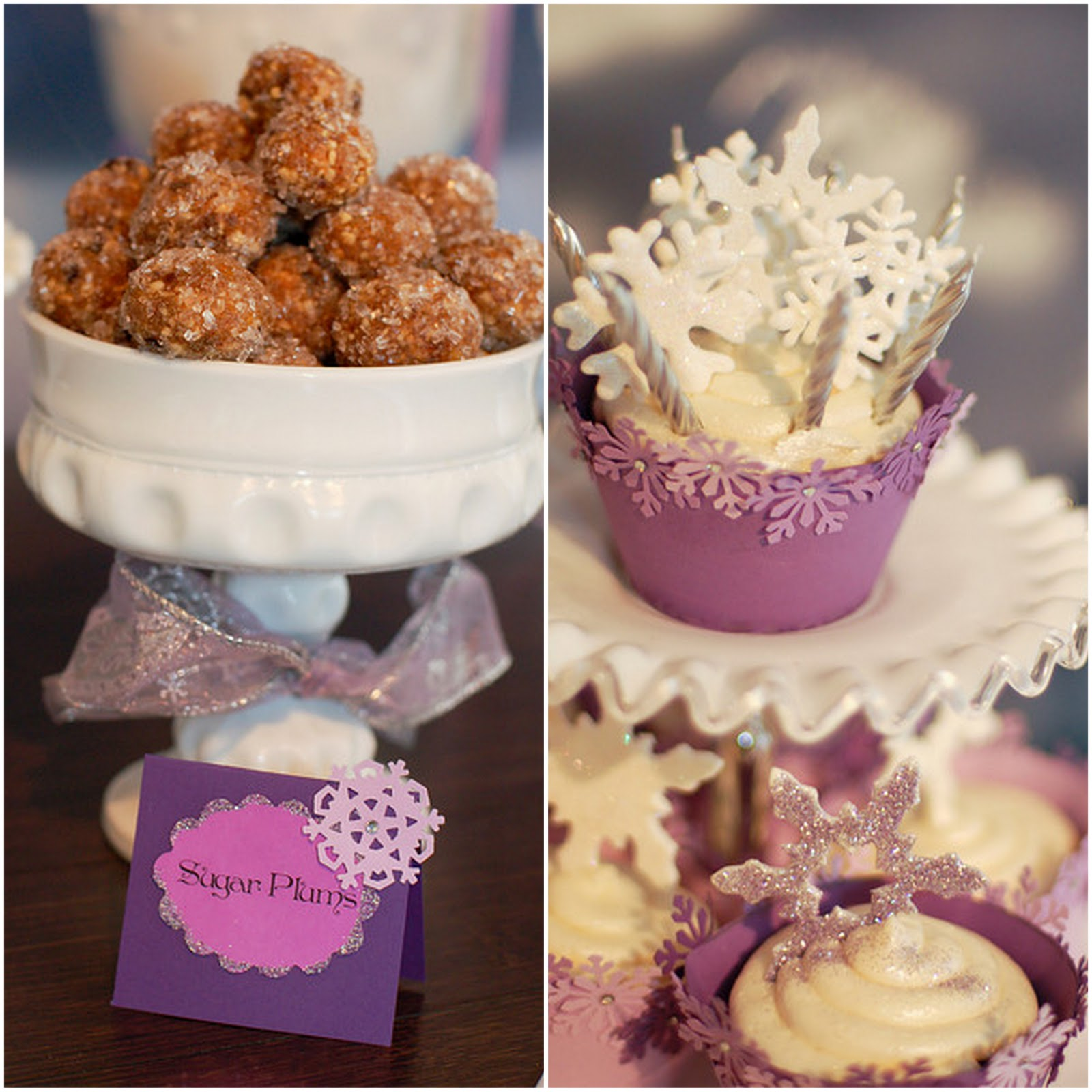 Fairy Birthday Party Decorations Real Parties Sugar Plum Fairy Birthday Party The Tomkat Studio