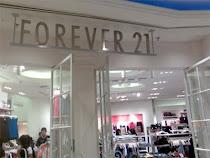 dear forever 21