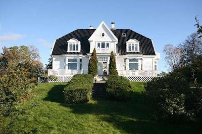 Herskapelig hus interiør