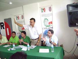 TOMA DE PROTESTA DE COLEGIADOS DEL IPN