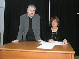 Gabriela Mistral y César Vallejo recordados en Ateneo Poético