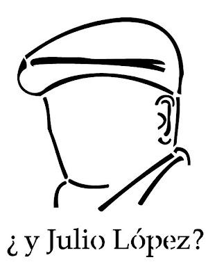 ¿Dónde está Jorge Julio López?