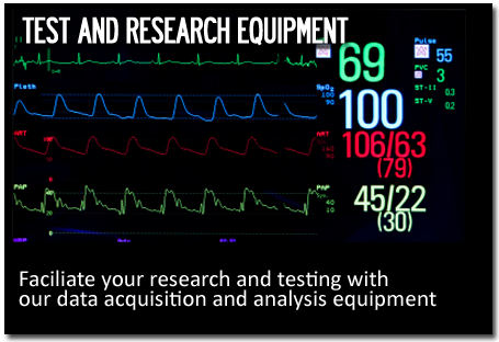 Test & Research Equipment
