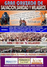 Gran Cruzada de Salvación, Sanidad y Milagros en Callao- Peru