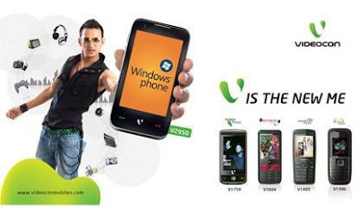 Videocon Mobile Phones India