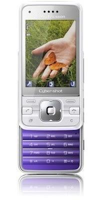 Sony Ericsson C903 Mobile