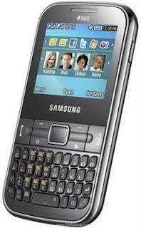 Samsung Chat 322 India