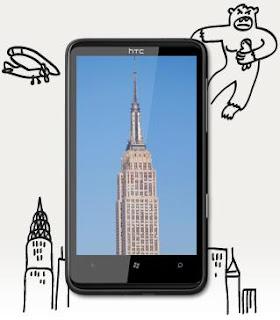Airtel HTC HD7 India