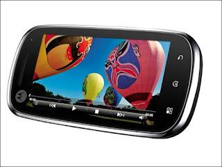 Motorola Glam Android DualSIM Mobile