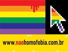 CAMPANHA CONTRA A HOMOFOBIA !!!