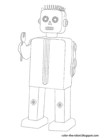 tin-robot-toy