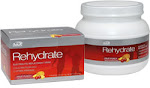 Rehydrate: electrolyte replacement