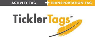 tickler tags logo